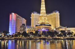 Ξενοδοχείο του Παρισιού και χαρτοπαικτική λέσχη, εικονική παράσταση πόλης, μητροπολιτική περιοχή, ορόσημο, αντανάκλαση Στοκ φωτογραφίες με δικαίωμα ελεύθερης χρήσης