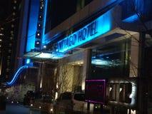 Ξενοδοχείο του Σαντιάγο αναγέννησης Στοκ Εικόνες