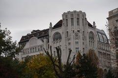 Ξενοδοχείο το Νοέμβριο στοκ εικόνες με δικαίωμα ελεύθερης χρήσης