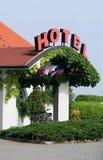 ξενοδοχείο Στοκ εικόνες με δικαίωμα ελεύθερης χρήσης