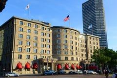 Ξενοδοχείο Copley Plaza Fairmont, Βοστώνη, ΗΠΑ στοκ φωτογραφία