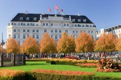 Ξενοδοχείο D'Angleterre Στοκ Εικόνες