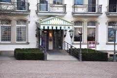 Ξενοδοχείο Luxus σε baden-Baden στοκ εικόνα με δικαίωμα ελεύθερης χρήσης