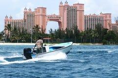 Ξενοδοχείο Nassau Atlantis Στοκ φωτογραφία με δικαίωμα ελεύθερης χρήσης