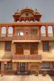 ξενοδοχείο Rajasthan εισόδων Στοκ Εικόνες