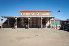 Ξενοδοχείο Siverton, ο εσωτερικός, Αυστραλία Στοκ φωτογραφία με δικαίωμα ελεύθερης χρήσης
