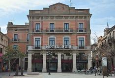 Ξενοδοχείο SuÃs σε Sant celoni-Καταλωνία Στοκ Εικόνες