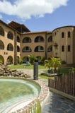 Ξενοδοχείο Waipa, πόλη Βενεζουέλα Guayana στοκ φωτογραφία