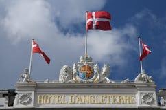 ΞΕΝΟΔΟΧΕΙΟ Δ ` ANGELETERRRE Στοκ εικόνες με δικαίωμα ελεύθερης χρήσης