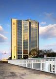 Ξενοδοχεία πολυτελείας στην Πράγα, Τσεχία Στοκ φωτογραφίες με δικαίωμα ελεύθερης χρήσης