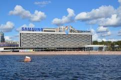Ξενοδοχείο ` Άγιος-Πετρούπολη ` Στοκ Εικόνες