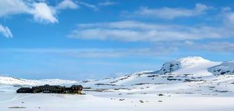 Ξενοδοχείο βουνών στοκ εικόνες με δικαίωμα ελεύθερης χρήσης