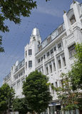 Ξενοδοχείο Βόλγας στο Σαράτοβ Στοκ εικόνες με δικαίωμα ελεύθερης χρήσης