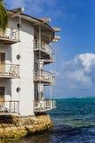 Ξενοδοχείο ενυδρείων Decameron στο νησί SAN Andres Στοκ Εικόνες