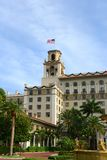 Ξενοδοχείο διακοπτών, Palm Beach, Φλώριδα Στοκ Φωτογραφία