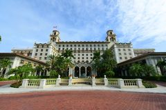 Ξενοδοχείο διακοπτών, Palm Beach, Φλώριδα Στοκ Εικόνες