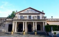 Ξενοδοχείο Ιούλιος Καίσαρας, Arles, Γαλλία Στοκ Φωτογραφία