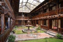 Ξενοδοχείο Ισημερινός luxuri Samary Στοκ Εικόνα