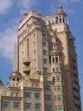 Ξενοδοχείο και ακολουθίες Al Murooj Rotana στο Ντουμπάι, Ε.Α.Ε. στοκ φωτογραφία με δικαίωμα ελεύθερης χρήσης