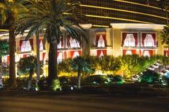 Ξενοδοχείο και χαρτοπαικτική λέσχη Encore στο Λας Βέγκας Στοκ Εικόνες