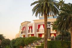 Ξενοδοχείο και χαρτοπαικτική λέσχη Encore στο Λας Βέγκας Στοκ εικόνα με δικαίωμα ελεύθερης χρήσης