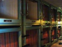 Ξενοδοχείο καψών Στοκ φωτογραφία με δικαίωμα ελεύθερης χρήσης