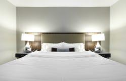 ξενοδοχείο κρεβατοκάμαρων Στοκ Φωτογραφίες