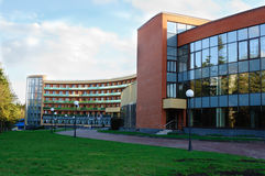 Ξενοδοχείο Λουξεμβούργο Στοκ Εικόνες