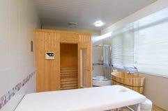 ξενοδοχείο λουτρών Στοκ εικόνα με δικαίωμα ελεύθερης χρήσης