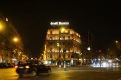 Ξενοδοχείο μεγάλο Marnier, Παρίσι Στοκ εικόνες με δικαίωμα ελεύθερης χρήσης