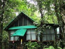 Ξενοδοχείο πολυτελείας στη μέση του δάσους στη Κόστα Ρίκα, Στοκ εικόνες με δικαίωμα ελεύθερης χρήσης