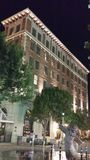 Ξενοδοχείο πόλεων Culver Στοκ Εικόνες