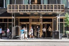 Ξενοδοχείο Σικάγο καφέδων σκληρής ροκ Στοκ Φωτογραφία