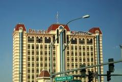Ξενοδοχείο σταθμών παλατιών και χαρτοπαικτική λέσχη, Λας Βέγκας, ΗΠΑ Στοκ Φωτογραφίες