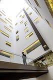 Ξενοδοχείο στη Βαρκελώνη, Ισπανία στοκ εικόνα με δικαίωμα ελεύθερης χρήσης