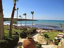 Ξενοδοχείο της Κύπρου Στοκ εικόνα με δικαίωμα ελεύθερης χρήσης