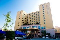 Ξενοδοχείο της Jiali Fengjing σε Hengdian Στοκ φωτογραφία με δικαίωμα ελεύθερης χρήσης