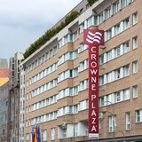Ξενοδοχείο του Βερολίνου Στοκ φωτογραφία με δικαίωμα ελεύθερης χρήσης