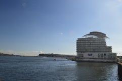 Ξενοδοχείο του ST Δαβίδ, κόλπος του Κάρντιφ Στοκ Φωτογραφίες