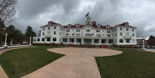 Ξενοδοχείο του Stanley Στοκ εικόνες με δικαίωμα ελεύθερης χρήσης
