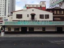 Ξενοδοχείο το παλαιό Λας Βέγκας EL Cortez στοκ φωτογραφίες