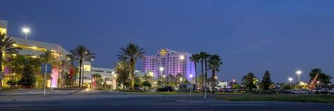 Ξενοδοχείο & χαρτοπαικτική λέσχη σκληρής ροκ Seminole Στοκ Εικόνα