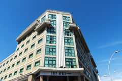 Ξενοδοχείο Apolo Tryp στη Βαρκελώνη Στοκ φωτογραφία με δικαίωμα ελεύθερης χρήσης
