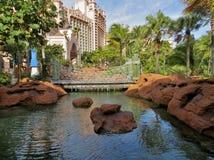 Ξενοδοχείο Atlantis Στοκ Εικόνα