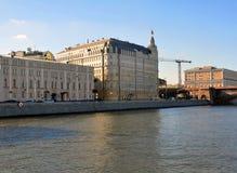 Ξενοδοχείο Baltschug Kempinski Μόσχα Στοκ Φωτογραφία