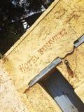 Ξενοδοχείο Benavidez στοκ φωτογραφίες
