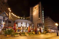 Ξενοδοχείο Corvinus Βουδαπέστη Kempinsky Στοκ φωτογραφίες με δικαίωμα ελεύθερης χρήσης