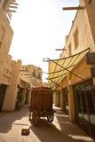 Ξενοδοχείο Jumeirah Madinat Στοκ φωτογραφίες με δικαίωμα ελεύθερης χρήσης