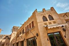 Ξενοδοχείο Jumeirah Madinat Στοκ φωτογραφία με δικαίωμα ελεύθερης χρήσης