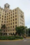 Ξενοδοχείο Nacional της Αβάνας Στοκ Εικόνες